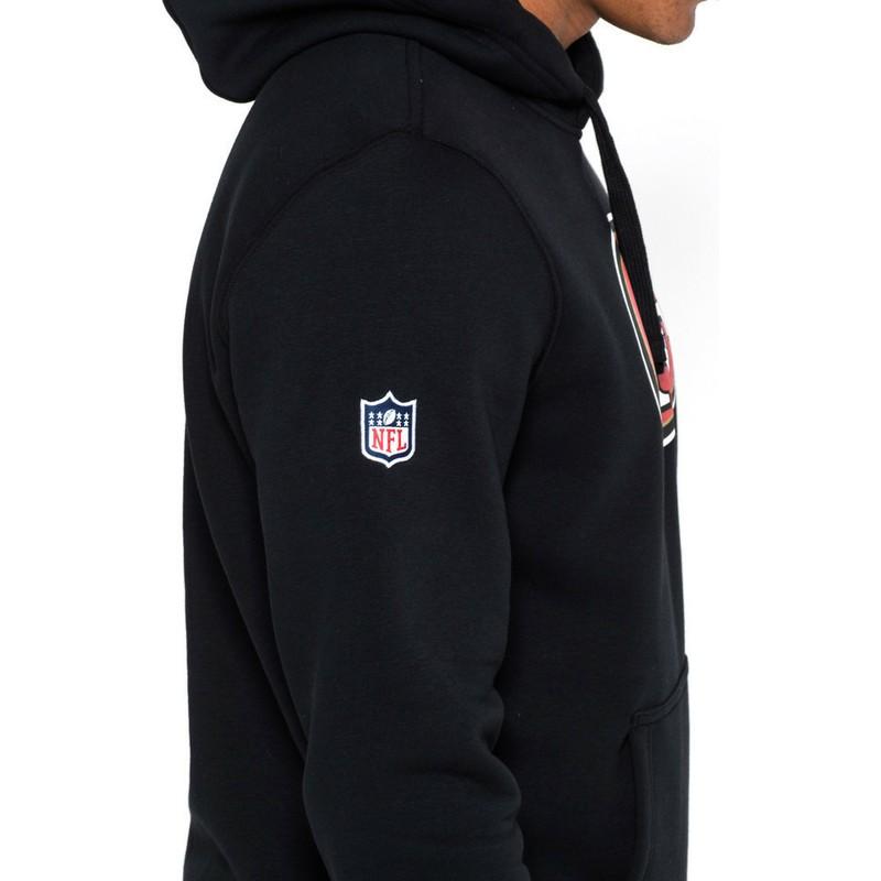 NFL Philadelphia Eagles schwarz New Era Hoody