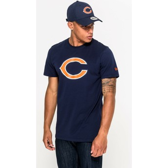 New Era Chicago Bears NFL Blue T-Shirt