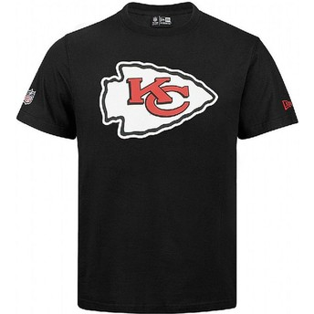 New Era Kansas City Chiefs NFL Black T-Shirt