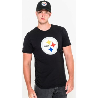 New Era Pittsburgh Steelers NFL Black T-Shirt