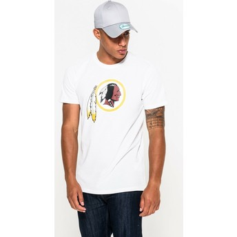 New Era Washington Redskins NFL White T-Shirt