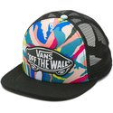 vans-beach-girl-abstract-horizon-multicolor-trucker-hat