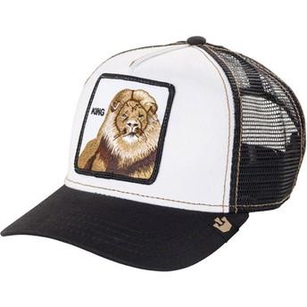 Goorin Bros. King Lion Black Trucker Hat