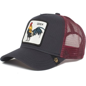 Goorin Bros. Rooster Prideful Black Trucker Hat