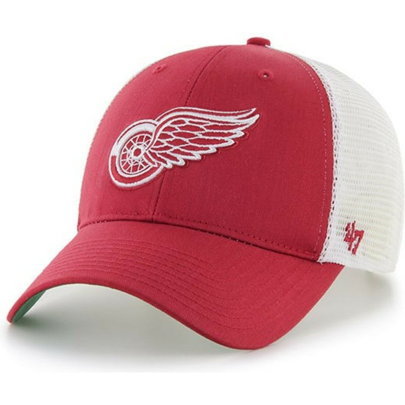 47-brand-detroit-red-wings-nhl-mvp-branson-red-trucker-hat