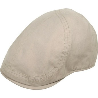 Goorin Bros. Ari Stone Grey Flat Cap