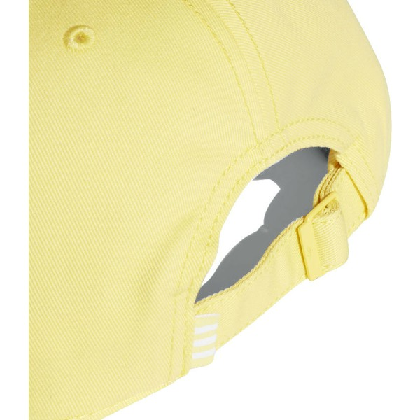 adidas-curved-brim-trefoil-classic-yellow-adjustable-cap
