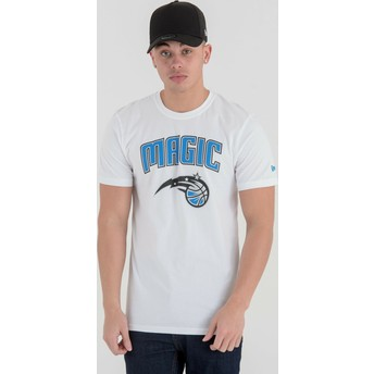 New Era Orlando Magic NBA White T-Shirt