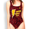 nonbak-thunder-red-swimsuit
