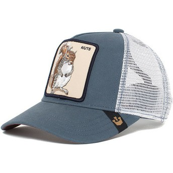 Goorin Bros. Youth Squirrel Silly Kids Blue Trucker Hat