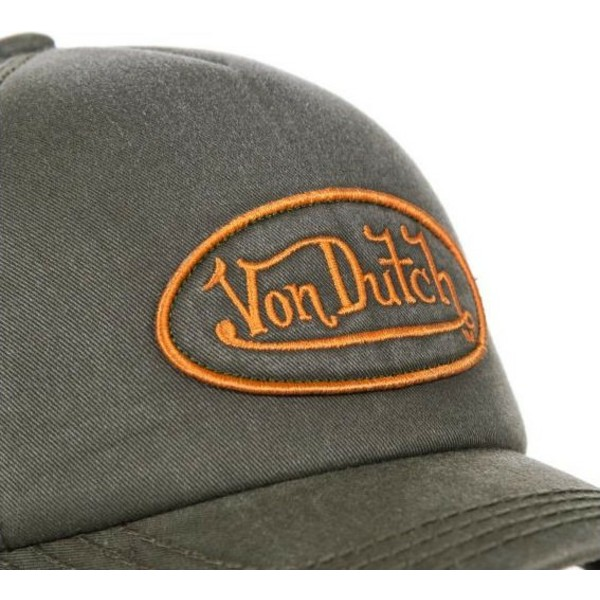 von-dutch-curved-brim-bob03-green-adjustable-cap