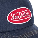von-dutch-logjb-navy-blue-trucker-hat
