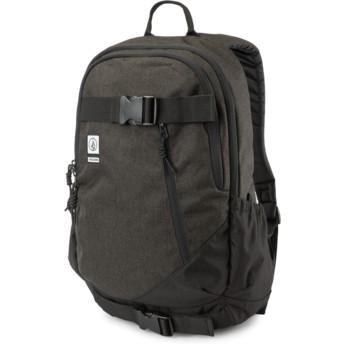 Volcom New Black Substrate Black Backpack