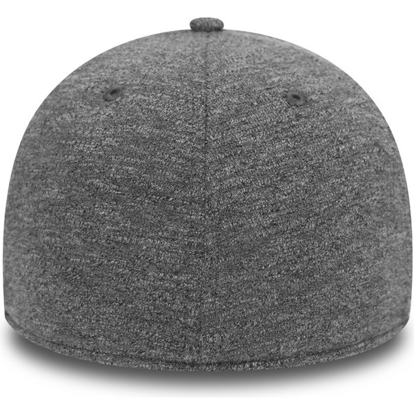 new-era-curved-brim-39thirty-slub-grey-fitted-cap