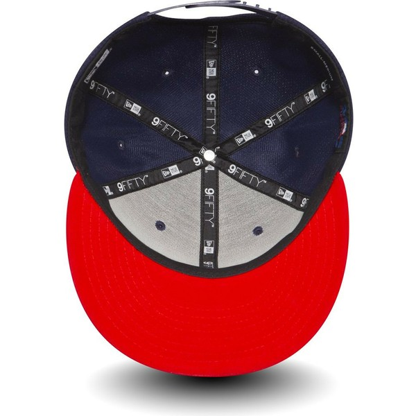 new-era-flat-brim-9fifty-diamond-era-essential-oakland-athletics-mlb-navy-blue-and-red-snapback-cap