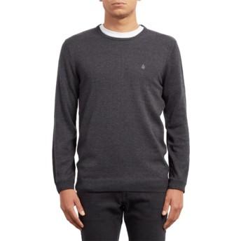 Volcom Black Uperstand Black Sweater