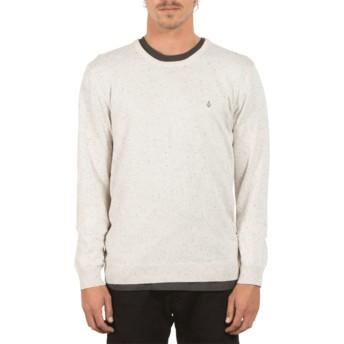 Volcom Sandstorm Uperstand Beige Sweater