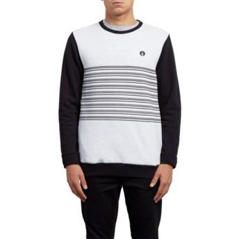 Volcom Mist Threezy Grey Sweatshirt