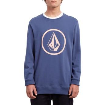 Volcom Matured Blue Stone Blue Sweatshirt