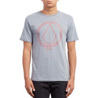 Volcom Arctic Blue Pinline Stone Blue T-Shirt