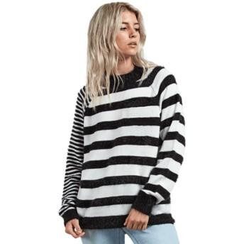Volcom Black Need Space Black Sweater