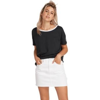 Volcom Black One Of Each Black T-Shirt