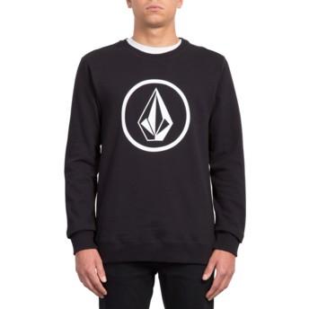 Volcom Black Stone Black Sweatshirt