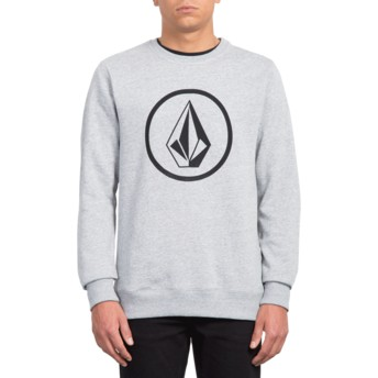 Volcom Storm Stone Grey Sweatshirt