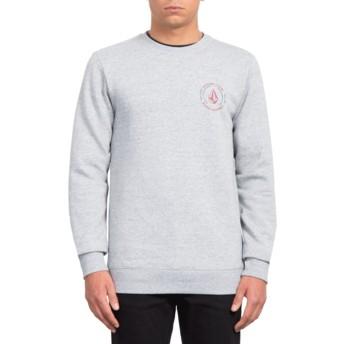 Volcom Storm General Stone Grey Sweatshirt
