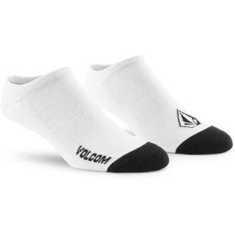 Volcom White Stone Ankle White Socks