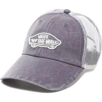 Vans Acer Purple Trucker Hat