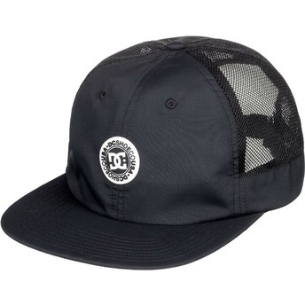 DC Shoes Harsh Pocket Black Trucker Hat