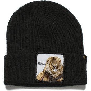 Goorin Bros. Lion Hear Me Roar Black Beanie