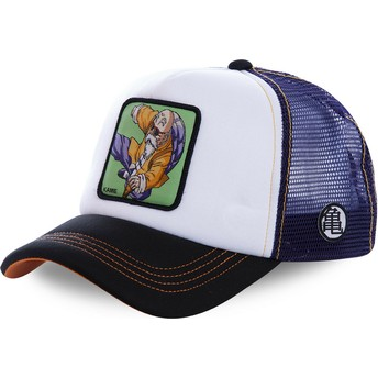 Capslab Master Roshi KAM6M Dragon Ball White, Blue and Black Trucker Hat