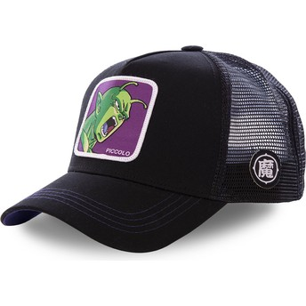 Capslab Piccolo PIC2 Dragon Ball Black Trucker Hat
