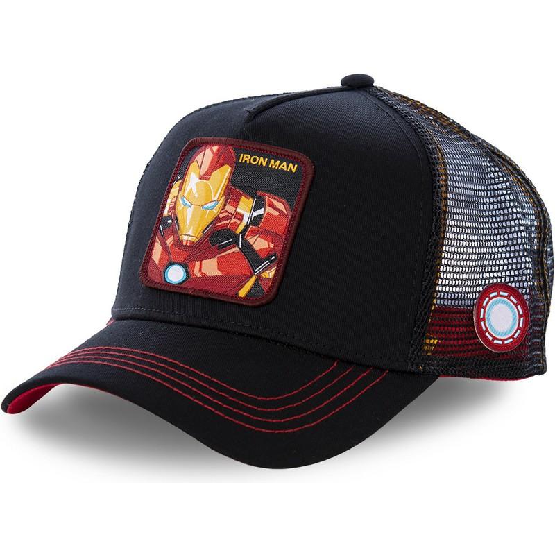 Capslab Hulkbuster Trucker Cap Marvel Collab