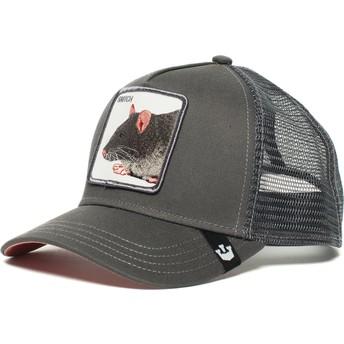 Goorin Bros. Rat Shhhhh Grey Trucker Hat