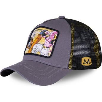 Capslab Gohan Vs Majin Buu WHO2 Dragon Ball Grey Trucker Hat