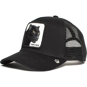 Goorin Bros. Black Panther Black Trucker Hat