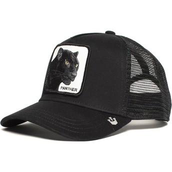 Goorin Bros. Black Panther Black Trucker Hat