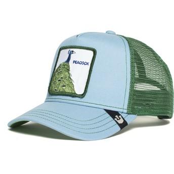 Goorin Bros. Peacock Hey Mister Blue Trucker Hat