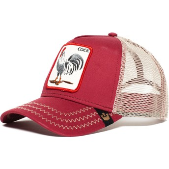 Goorin Bros. Rooster Red Trucker Hat