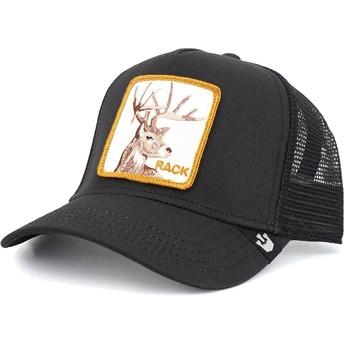 Goorin Bros. Deer Rack It Black Trucker Hat