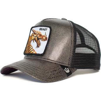 Goorin Bros. Dragon Fire Breather Black Trucker Hat