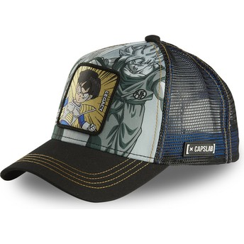 Capslab Kid Son Gohan LEG Dragon Ball Black Trucker Hat
