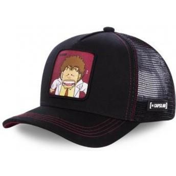 Capslab Senbei Norimaki SEN1 Dr. Slump Black Trucker Hat