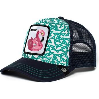 Goorin Bros. Flamingo Clothing Optional Blue Trucker Hat
