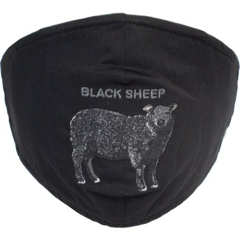 Goorin Bros. Sheep Rock Black Reusable Face Mask