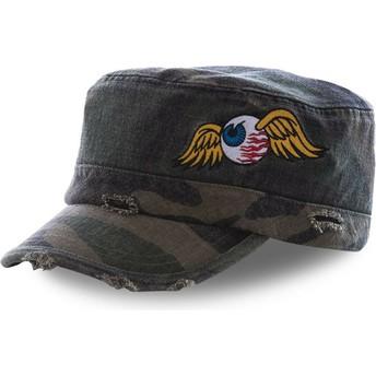 Von Dutch ARM2 Camouflage Army Cap