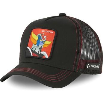 Capslab GOL2 UFO Robot Grendizer Black Trucker Hat